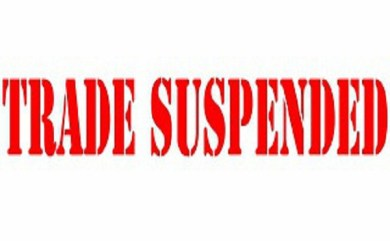 trade-suspended