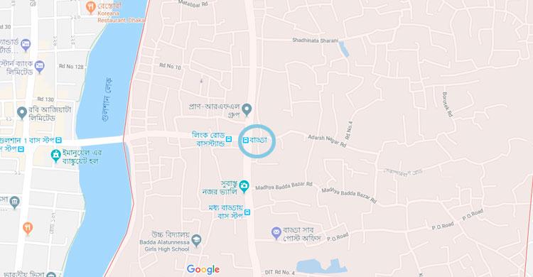badda-map